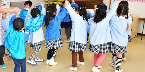 幼稚園の特色6